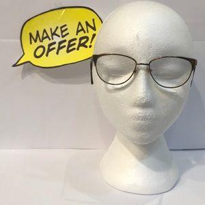 DKNY Clubmaster Eyeglasses RX. 5635 1108 51-16 135